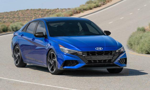 Sportif sevenlere: Hyundai Elantra N-Line