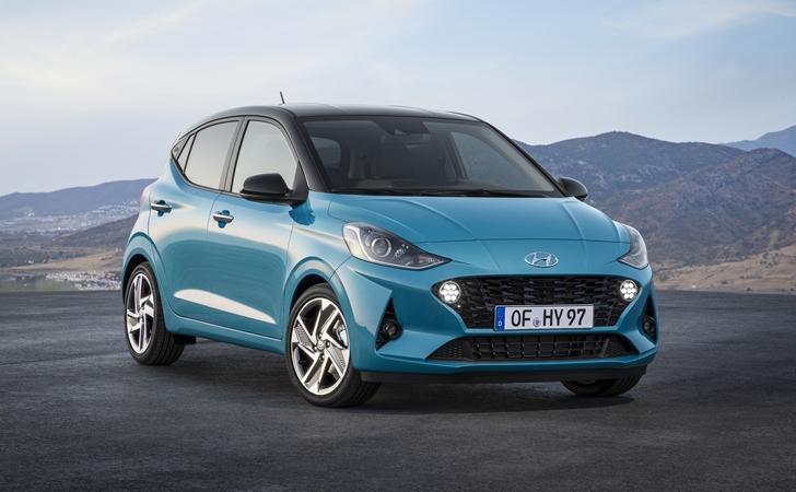 Ve işte karşınızda: Yeni nesil Hyundai i10