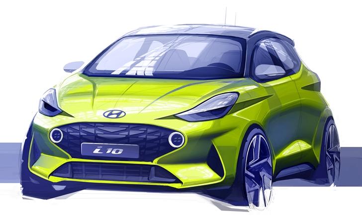 Geri sayım başladı: Yeni nesil Hyundai i10
