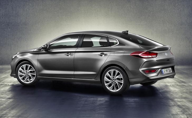 Büyük cesaret: Hyundai i30 Fastback