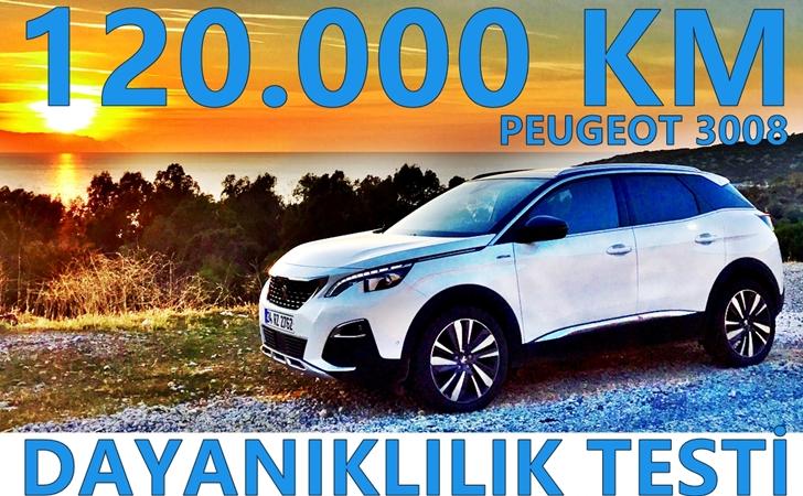 120.000 km testi: Peugeot 3008