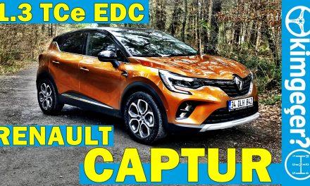 Renault Captur 1.3 TCe EDC