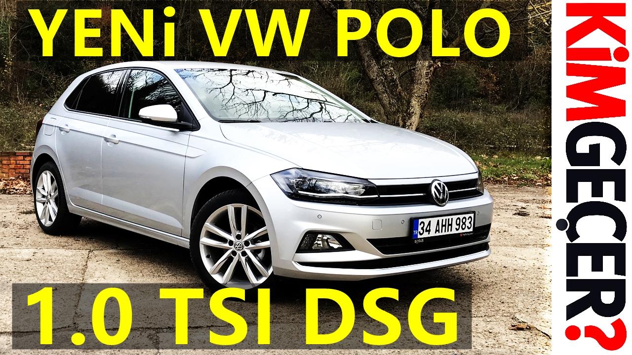 VW Polo 1.0 TSI DSG