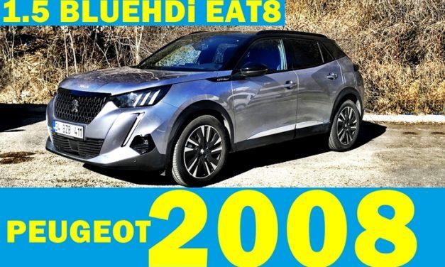 Peugeot 2008 1.5 BlueHDi EAT8