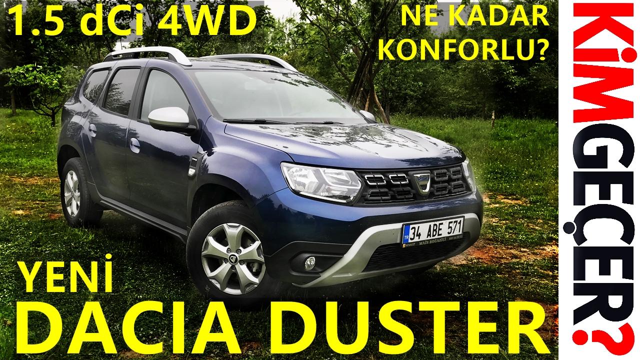Dacia Duster 1.5 dCi 4×4