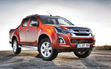 isuzu d-max v-cross 1.9 2018
