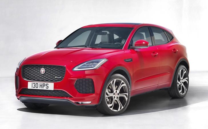 Ve işte karşınızda: Jaguar E-Pace