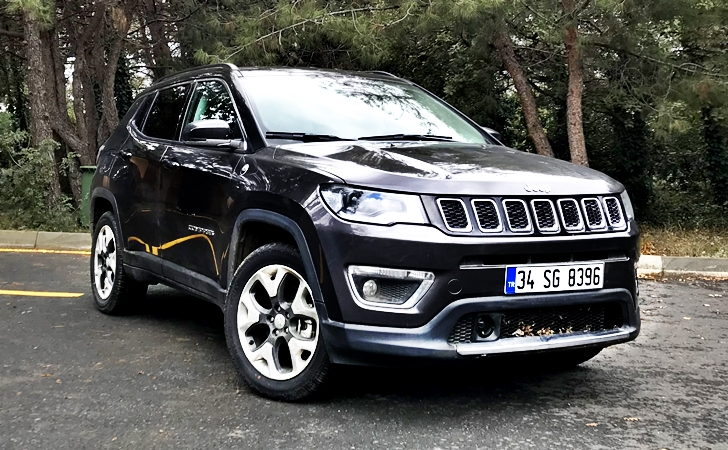 jeep compass 2018 test yorum