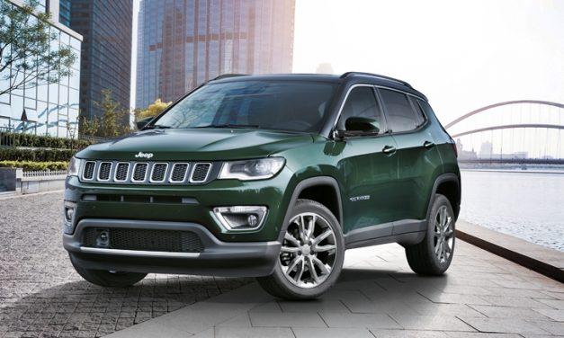 1.3 litre motorla geliyor: Jeep Compass