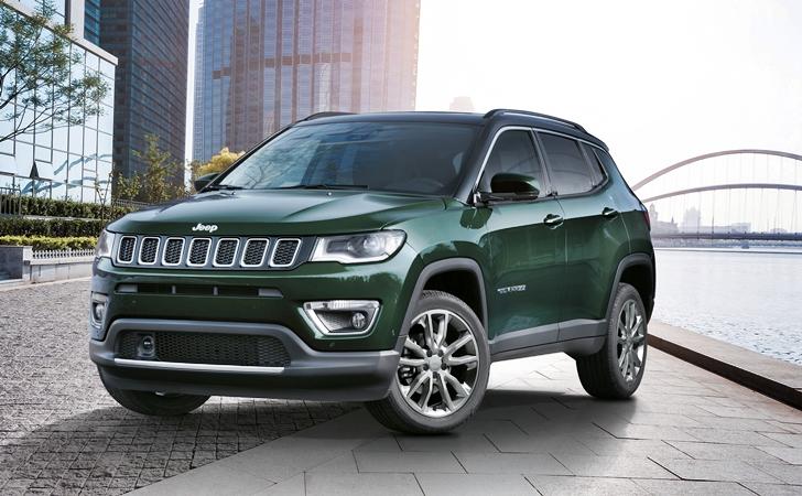 Makyajsız makyaj: Jeep Compass yeni motorlarla satışa sunuldu