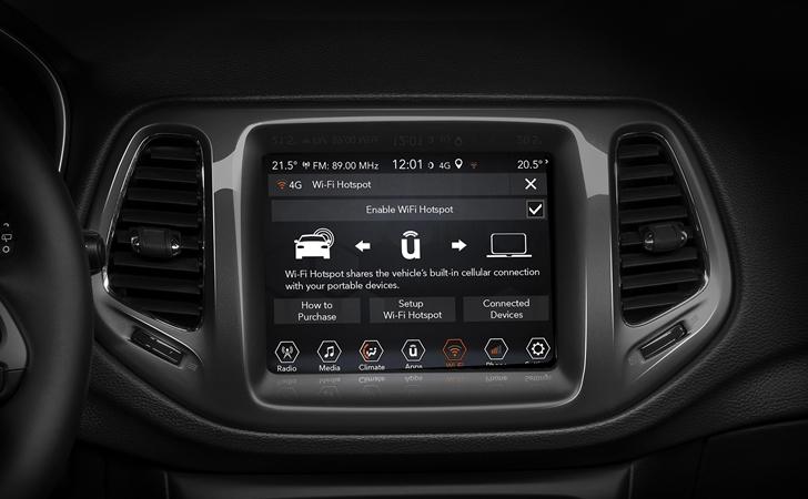 yeni jeep compass 1.3