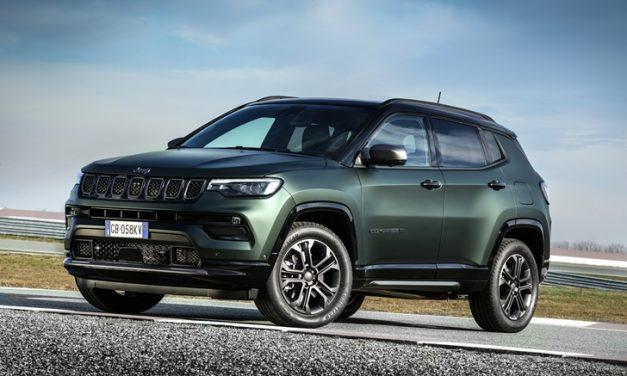 Ve işte karşınızda: Yeni Jeep Compass