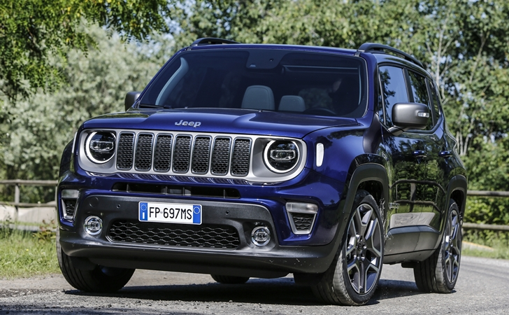 Makyajıyla karşınızda: Jeep Renegade