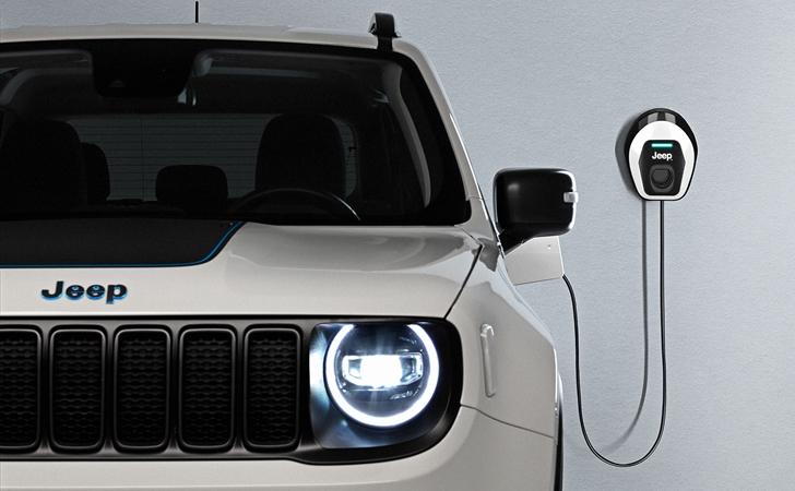 Satışa sunuldu: Jeep Renegade 4xe