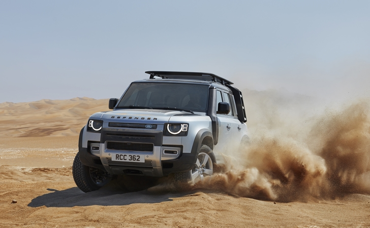 Fiyatı belli oldu: Yeni Land Rover Defender