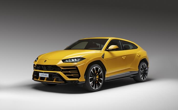 Ve işte karşınızda: Lamborghini Urus