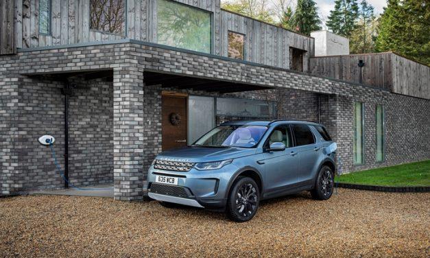 Land Rover Discovery Sport, 1,5 litrelik motorlu hibritle satışta