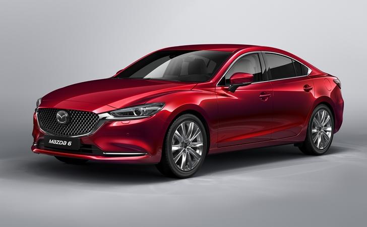 Eylül'de geliyor: Makyajlı Mazda6