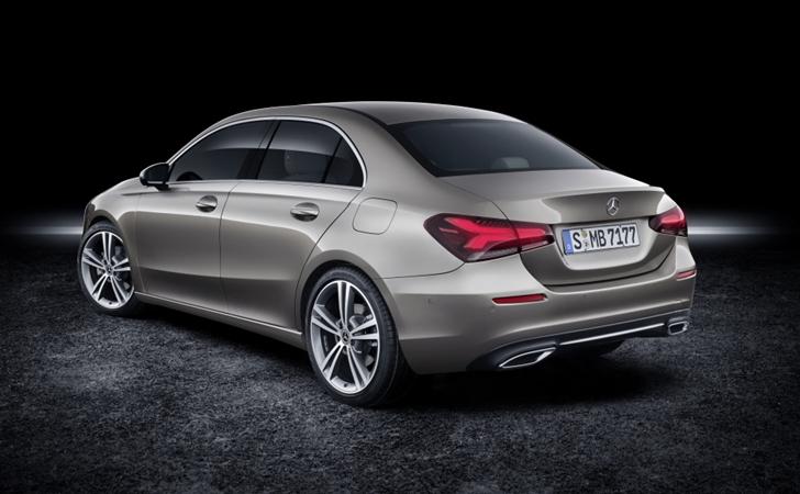 Satışa sunuldu: Mercedes A Serisi Sedan
