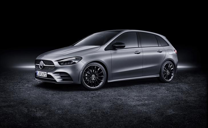 Satışa sunuldu: Yeni nesil Mercedes B Serisi
