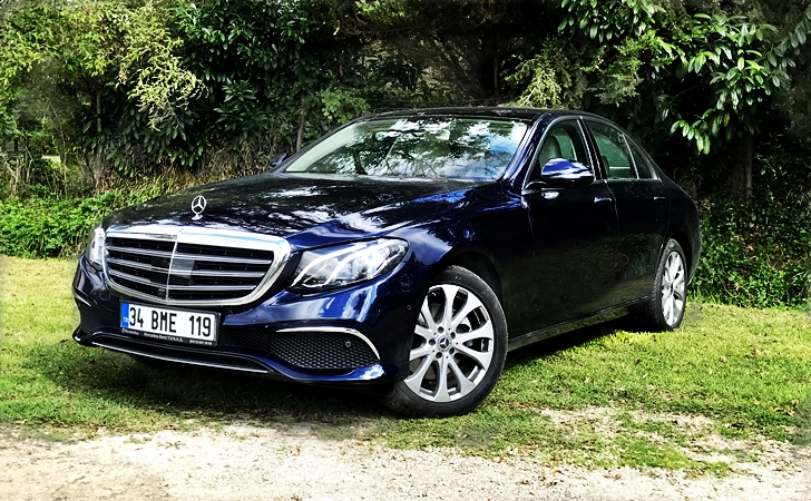 Mercedes E 220d 4Matic
