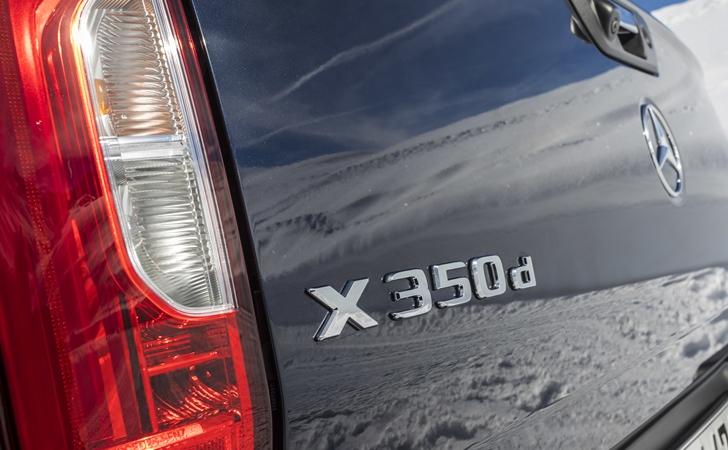 Satışa sunuldu: Mercedes X 350 d