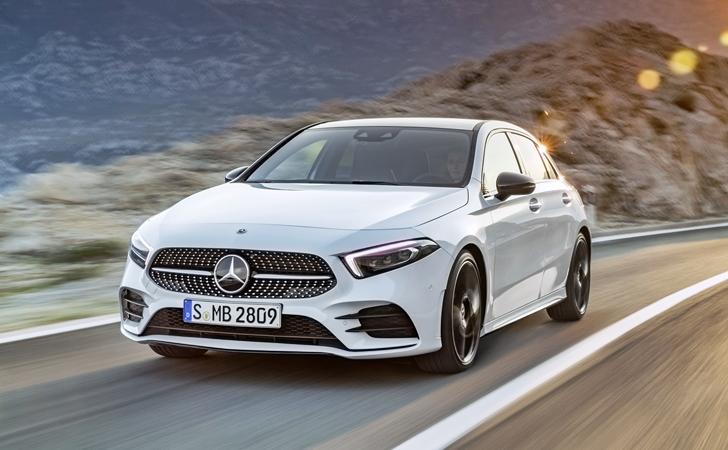 Ve işte karşınızda: Yeni nesil Mercedes A Serisi