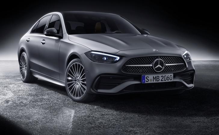 Ve işte karşınızda: Yeni nesil Mercedes C Serisi