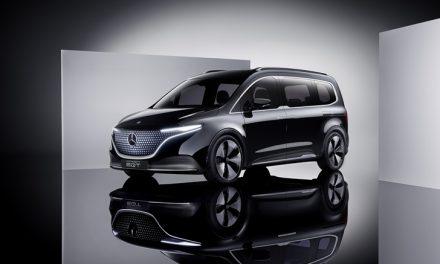 Yeni nesil Mercedes Citan'la tanışın: Concept EQT