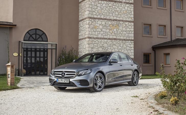 1,6 litre dizelle geliyor: Mercedes E 200d