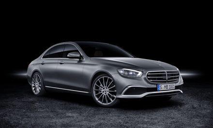 Ve işte karşınızda: Makyajlı Mercedes E Serisi