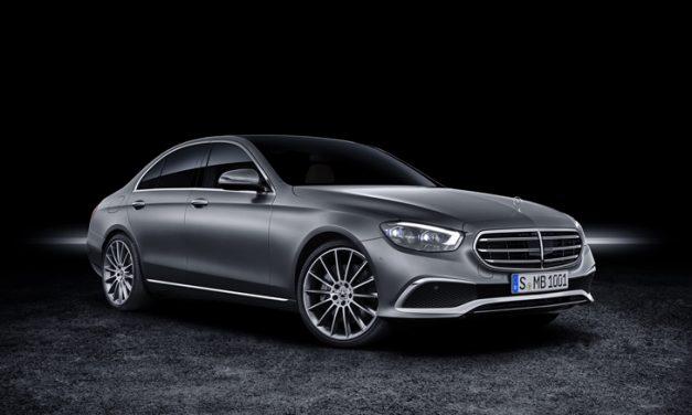 Satışa sunuldu: Makyajlı Mercedes E Serisi