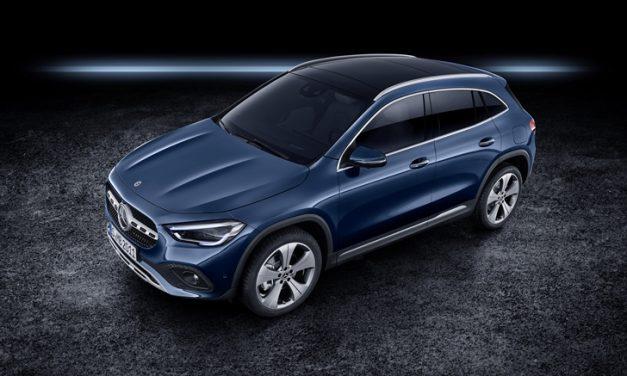 Satışa sunuldu: Yeni nesil Mercedes GLA