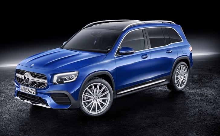 Satışa sunuldu: Mercedes GLB