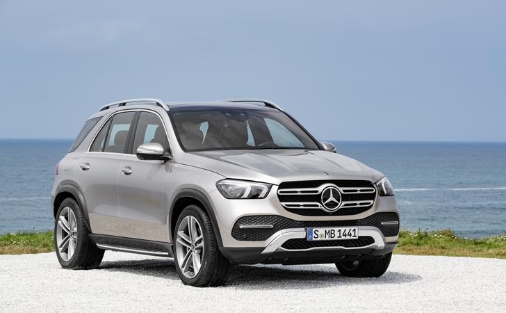 Ve işte karşınızda:Yeni nesil Mercedes GLE