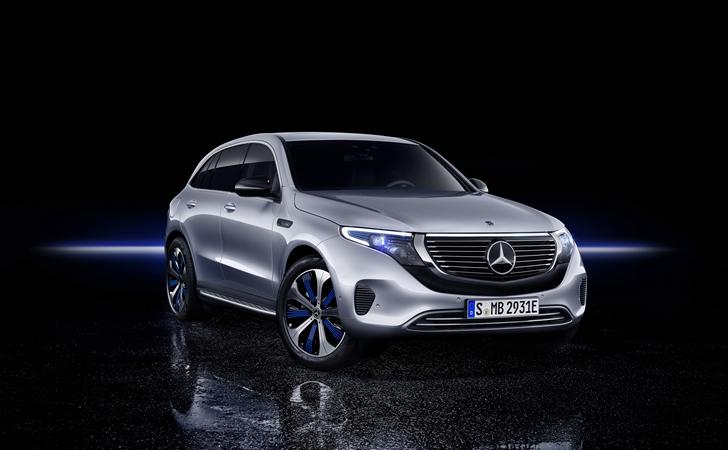 Elektrik yolunda büyük adım: Mercedes GQC
