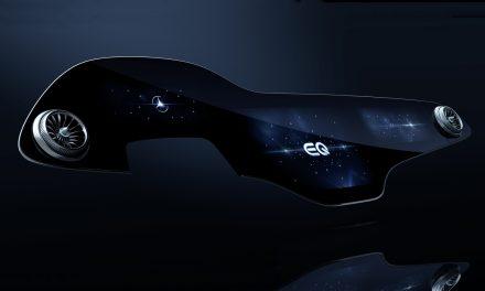Ekran yarışı tam gaz: Mercedes MBUX Hyperscreen