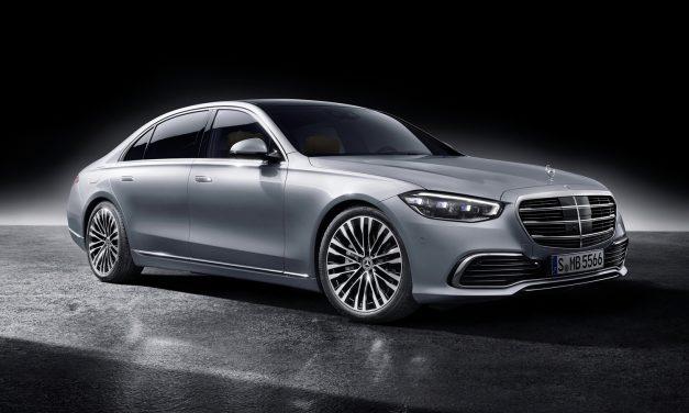 Ve işte karşınızda: Yeni nesil Mercedes S Serisi