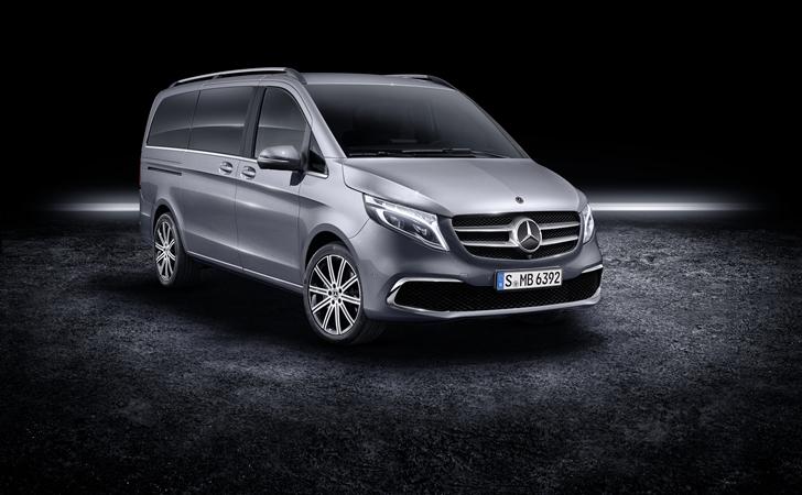 Satışa sunuldu: Mercedes V 300 d