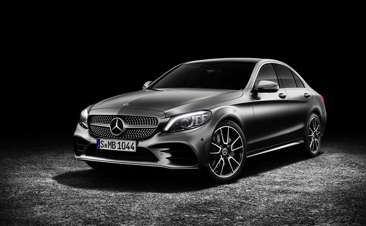 Satışa sunuldu: Makyajlı Mercedes C Serisi