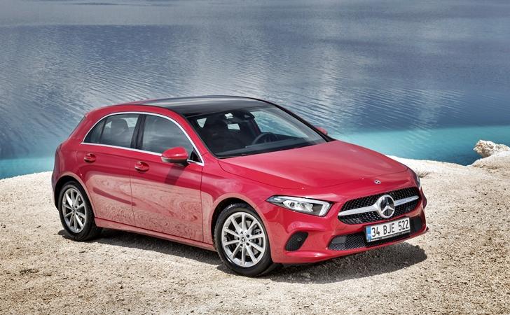 Satışa sunuldu: Yeni nesil Mercedes A Serisi