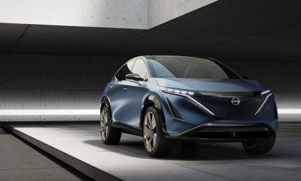 Nissan'ın geleceği: Ariya Concept