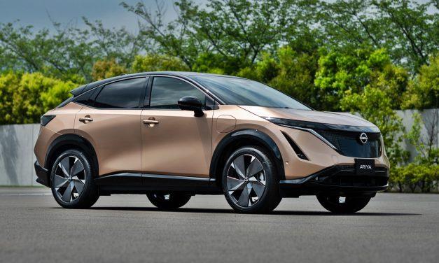 Ve işte karşınızda: Nissan Ariya
