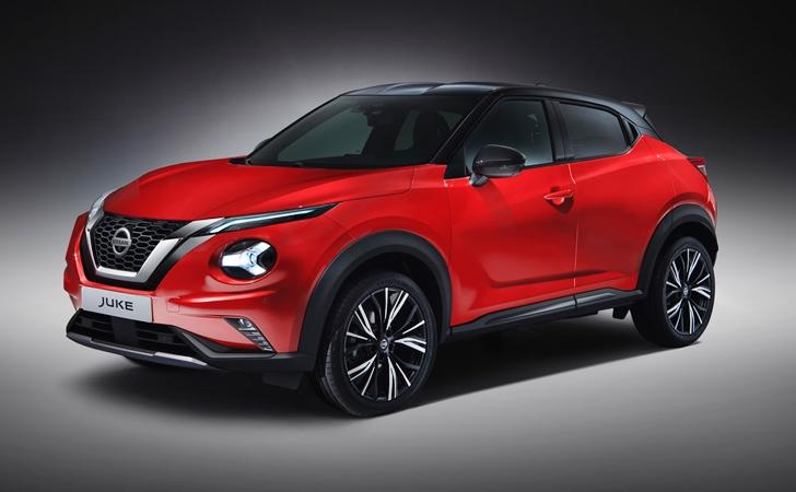 Satışa sunuldu: Yeni nesil Nissan Juke