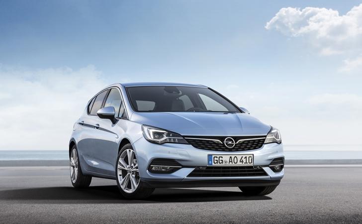 Makyajıyla karşınızda: Opel Astra