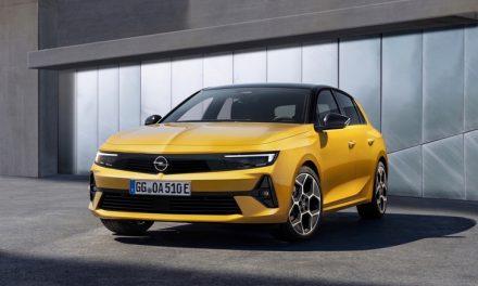 Ve işte karşınızda: Yeni nesil Opel Astra