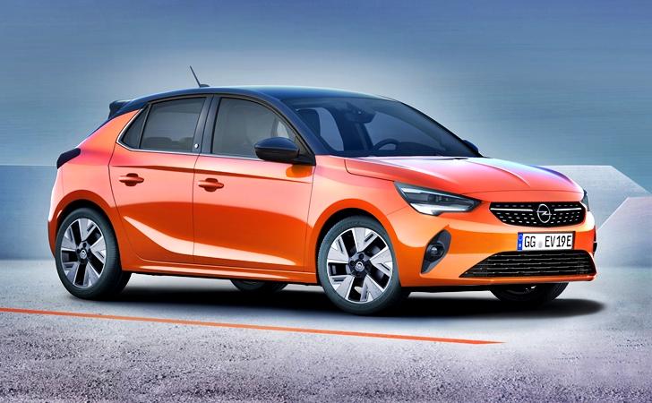 Ve işte karşınızda: Yeni nesil Opel Corsa