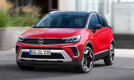 Küçük ama etkili dokunuş: Makyajlı Opel Crossland