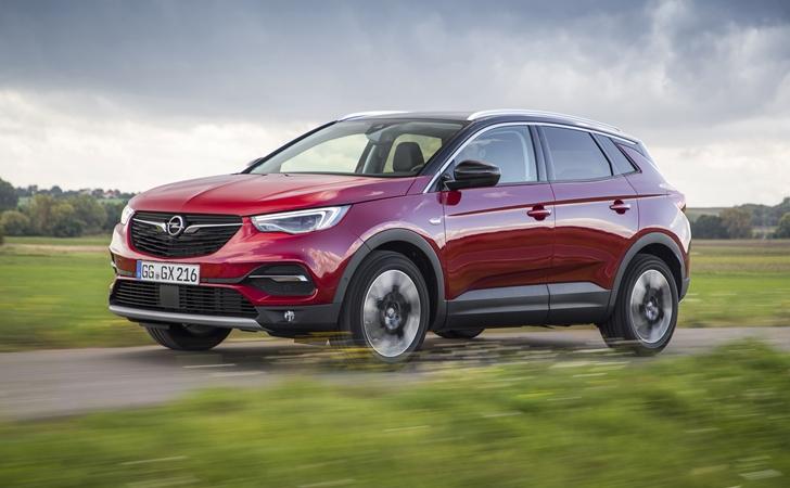 Fiyatları belli oldu: Opel Grandland X