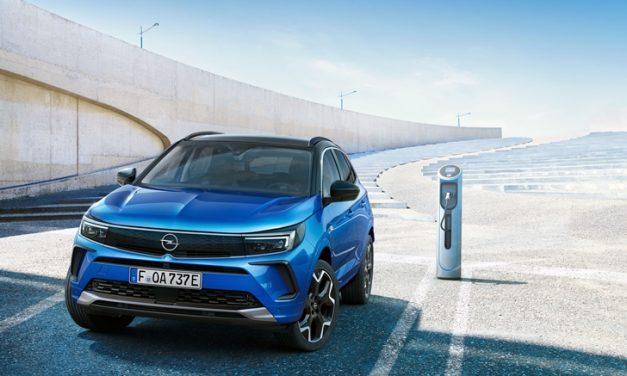 Makyajıyla karşınızda: Opel Grandland
